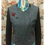 Пошив женской куртки