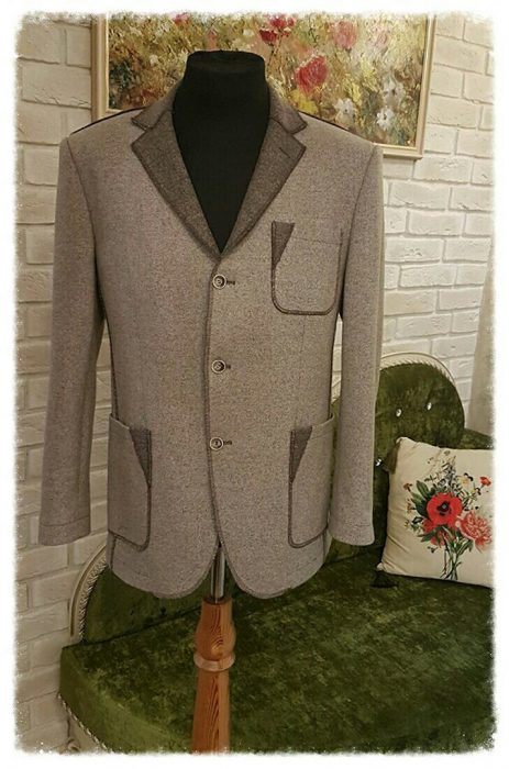 Ателье сшить пиджак мужской 68