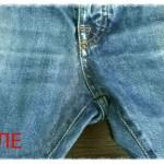 Ремонт джинсовой одежды