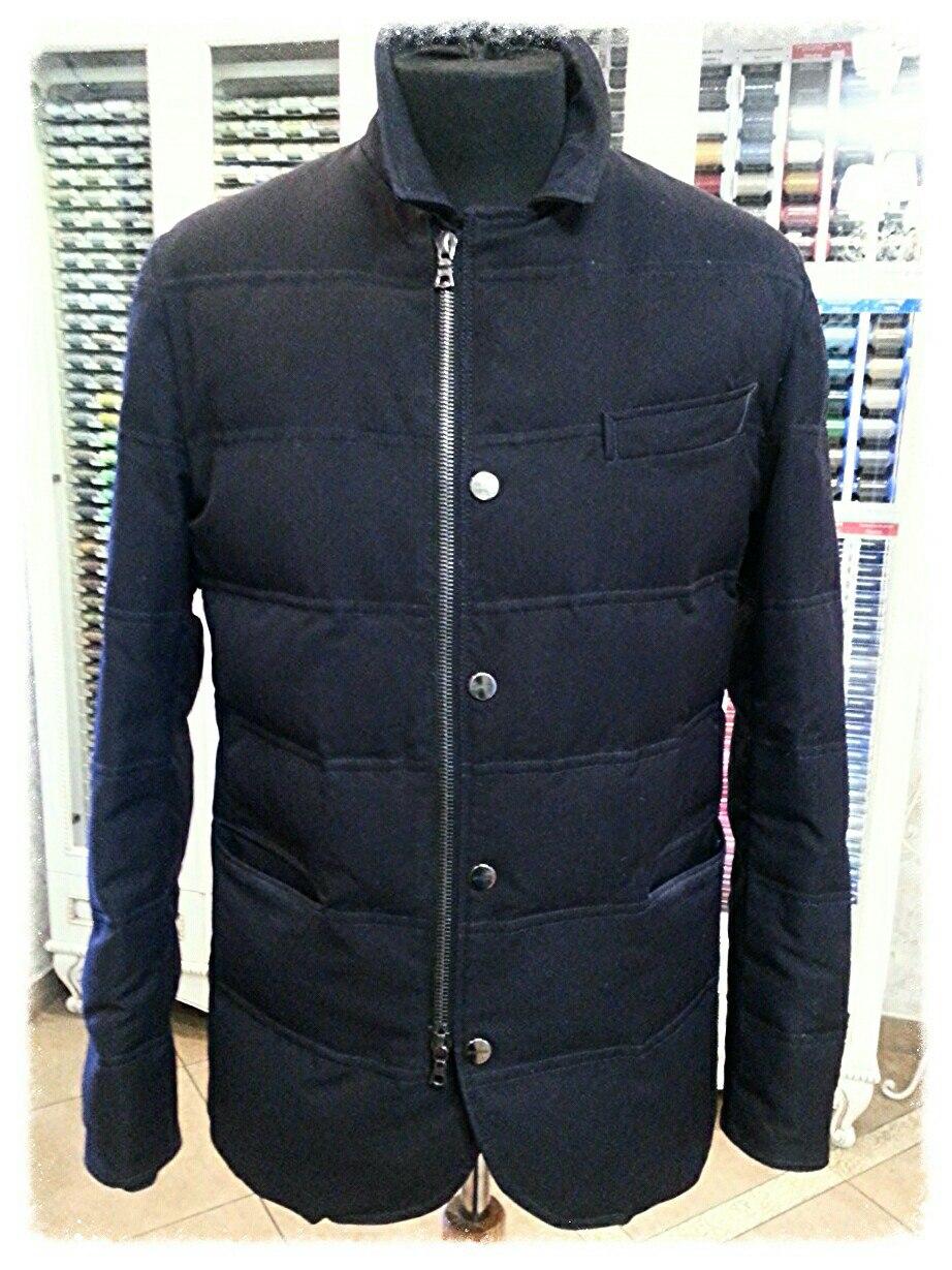 Как сшить зимнюю куртку мужскую 22