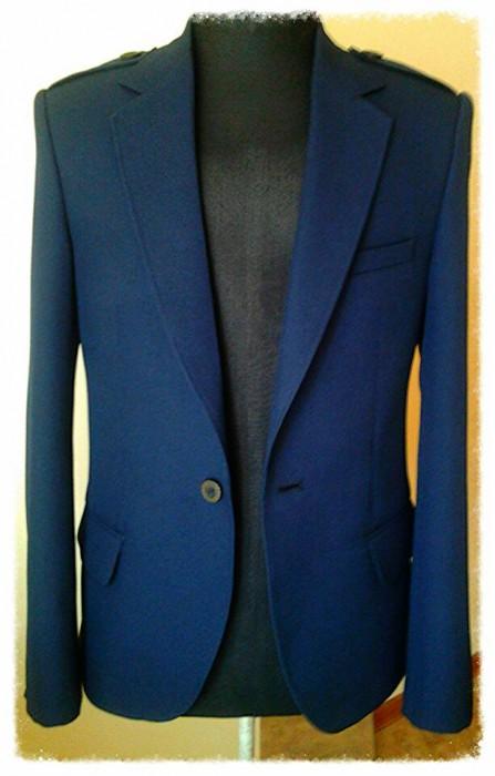Пошив мужского пиджака