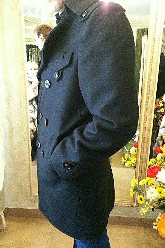 Своими руками мужское пальто 40