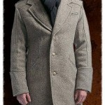Пошив мужского пальто