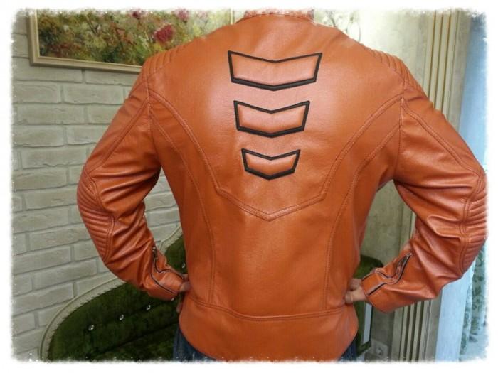 Пошив кожаной куртки