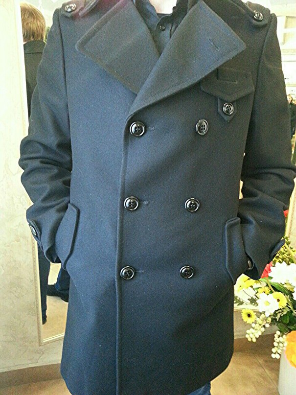 Сшить пальто на заказ с ценами 765