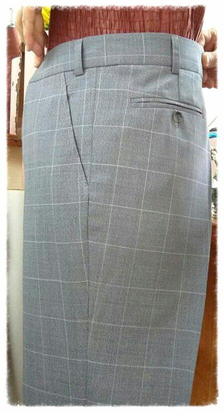 Из мужских брюк сшить 12