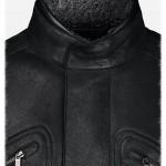 Мужская куртка из кожи
