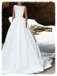 Пошив идеального свадебного платья на заказ - воплощение мечты невесты