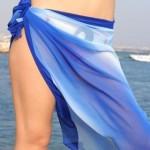 Все на пляж! Купальные костюмы и верхняя одежда для отдыха