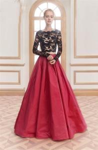 Модные новогодние платья 2017 для женщин