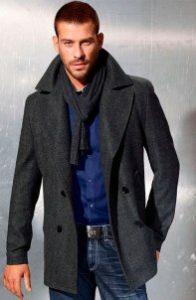 8 модных трендов на мужское пальто в 2017 году