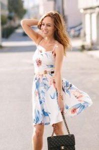 Летний сарафан – неотъемлемый элемент женского гардероба
