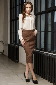Создаем весеннее настроение в офисной одежде