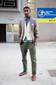 Джинсовая мода для мужчин