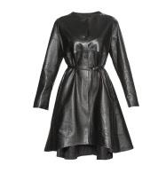 Пошив женской одежды из кожи